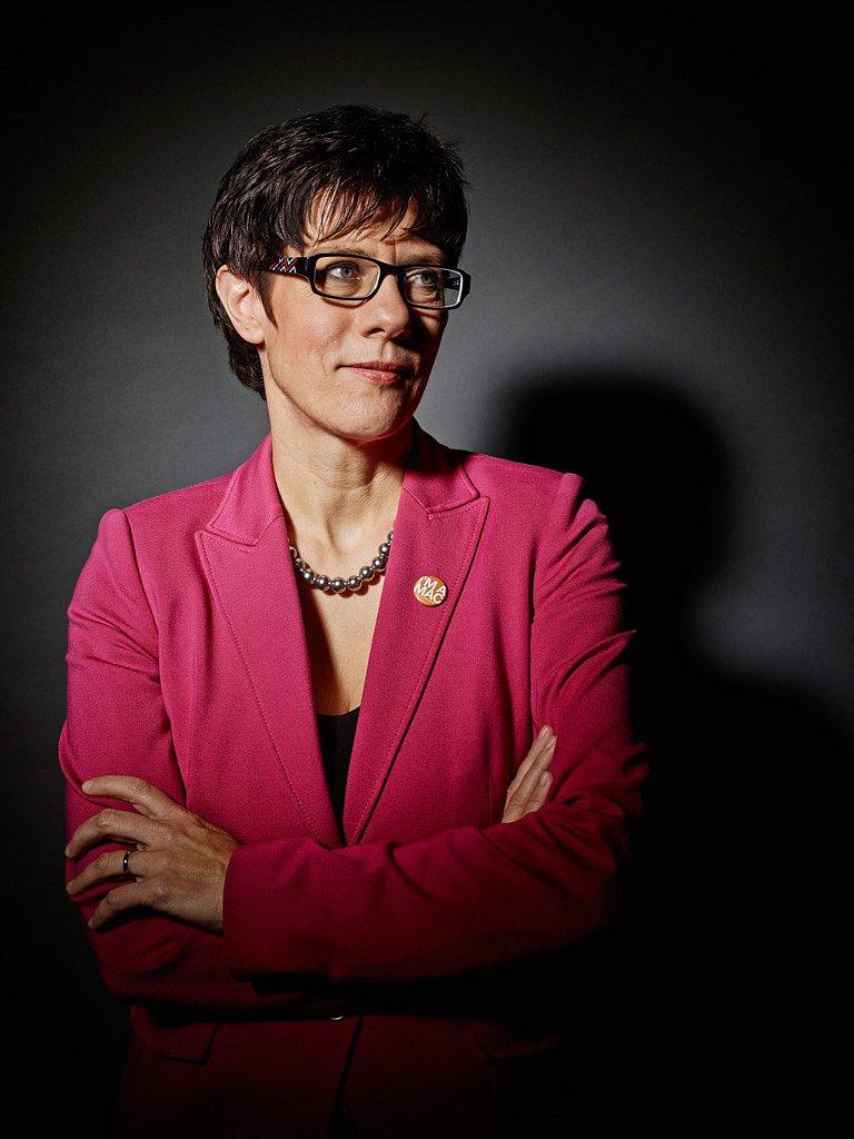 Annegret Kramp-Karrenbauer, CDU