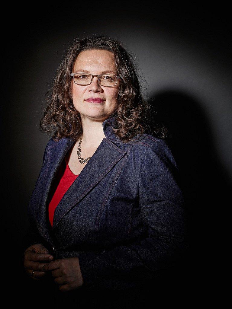 Andrea Nahles, SPD
