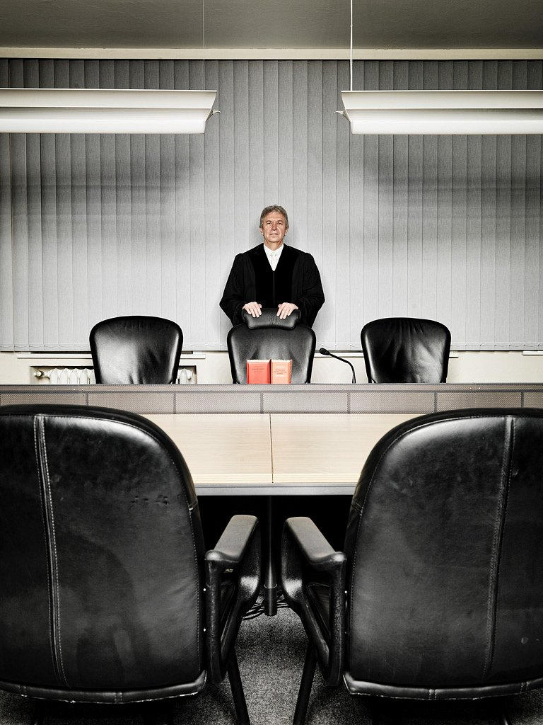 Prof. Dr. Gert-Albert Lipke, Präsident niedersächsisches Landesarbeitsgericht