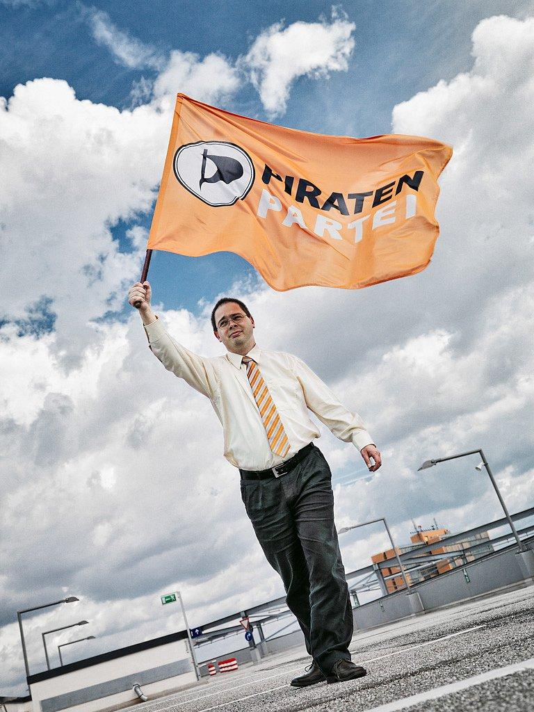Dirk Hillbrecht, Piratenpartei