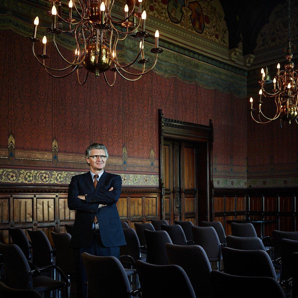 Gerd Schwandner, OB Oldenburg