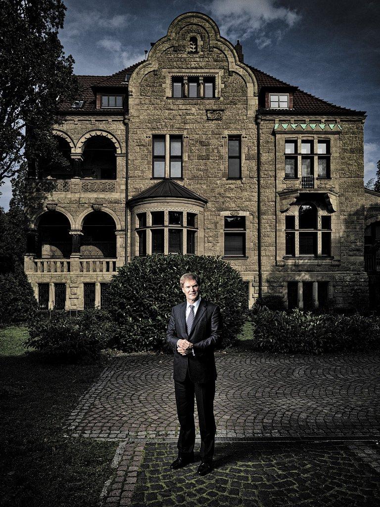 Carsten Maschmeyer, AWD Holding AG
