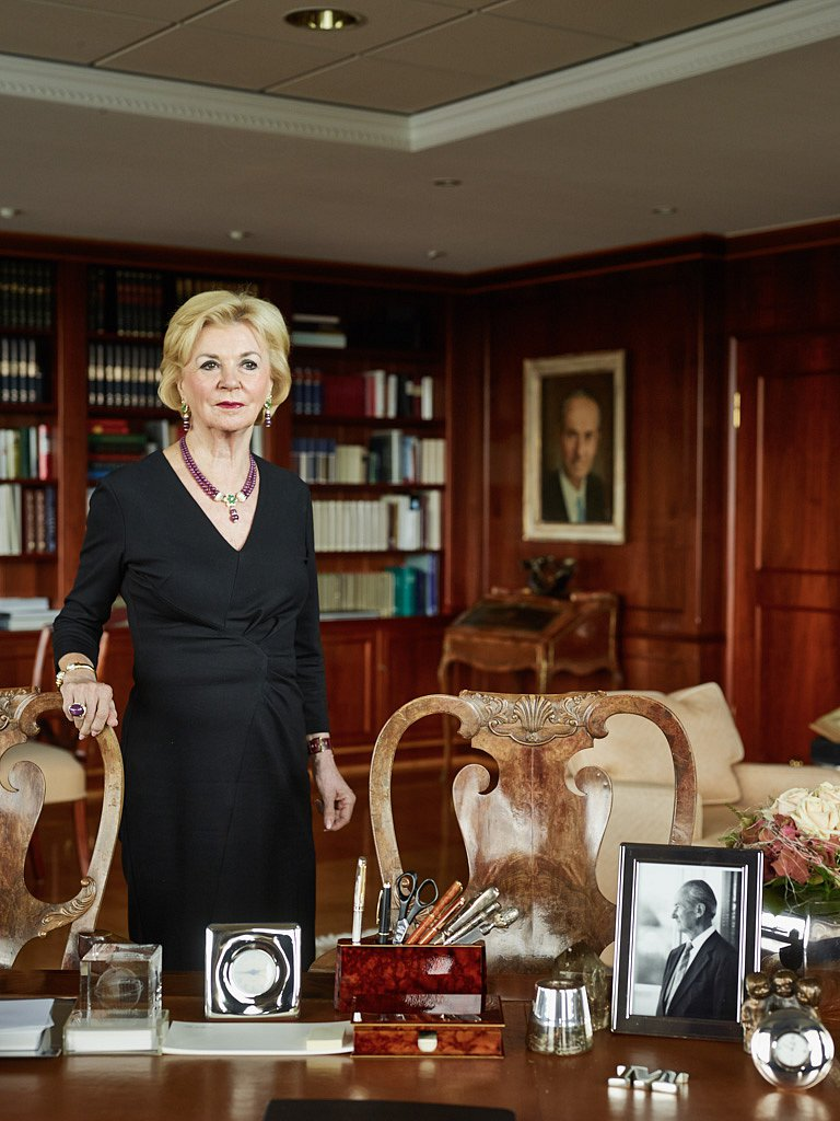 Liz Mohn, Bertelsmann SE