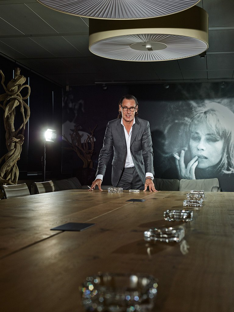 Marcus T. R. Schmidt,  Reemtsma Cigarettenfabriken GmbH