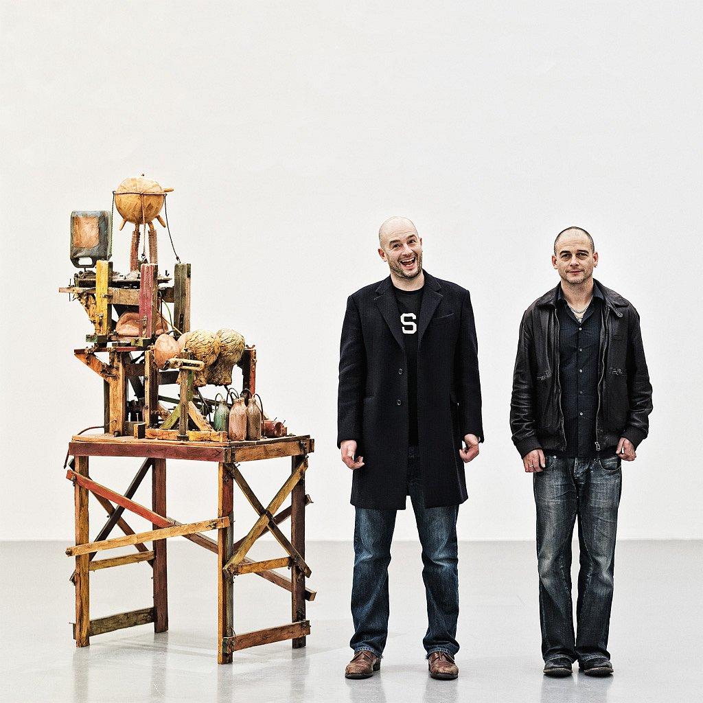 Jake und Dinos Chapman, Künstler