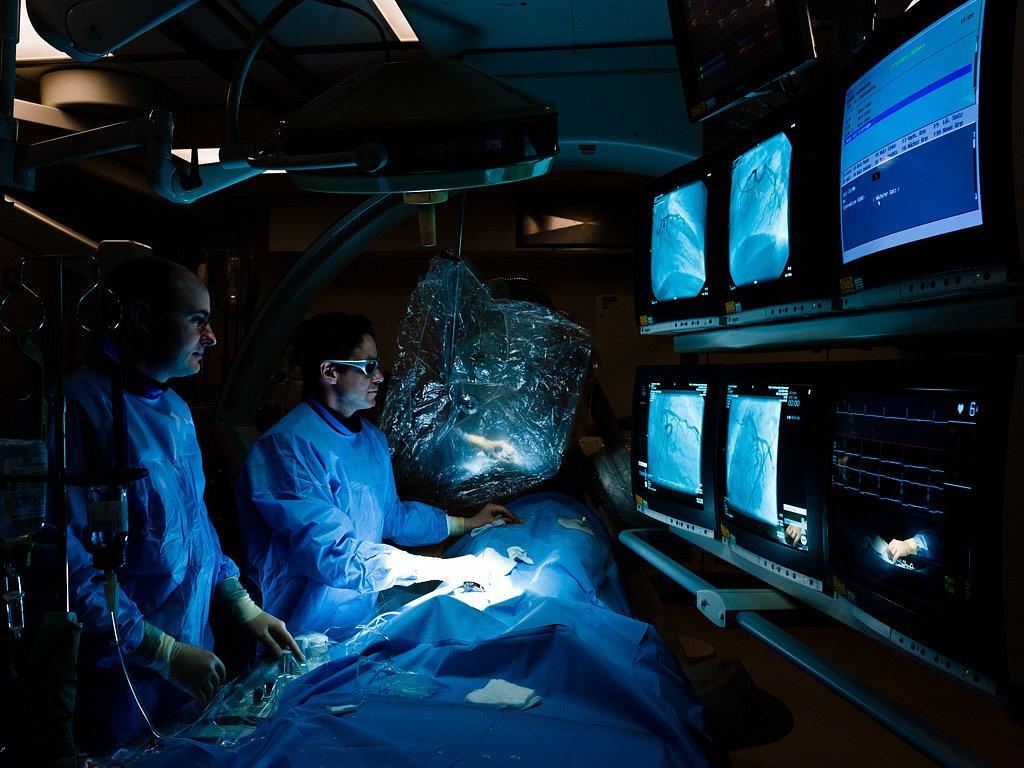 Herzkatheterlabor, Medizinische Hochschule Hannover