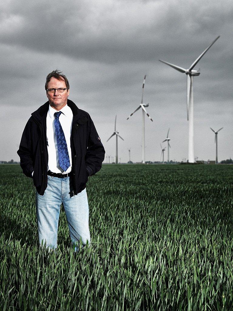 Sönke Siegfriedsen, Windenergie