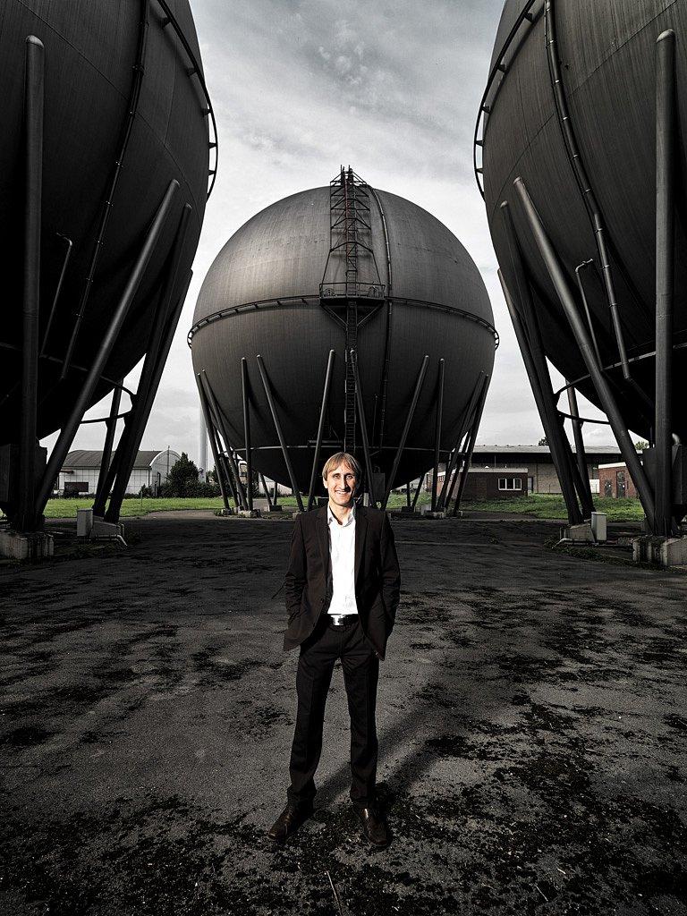 Dr.-Ing. Michael Sterner, Energiespeicherung