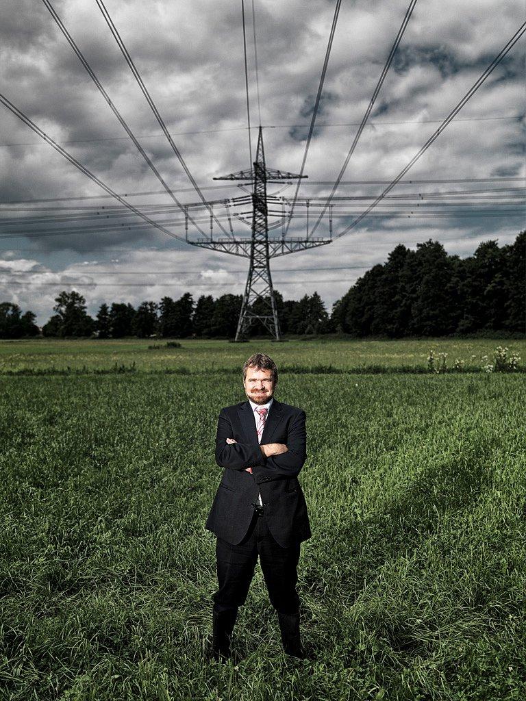 Dr. Michael Weinhold, Energieversorgungsplanung