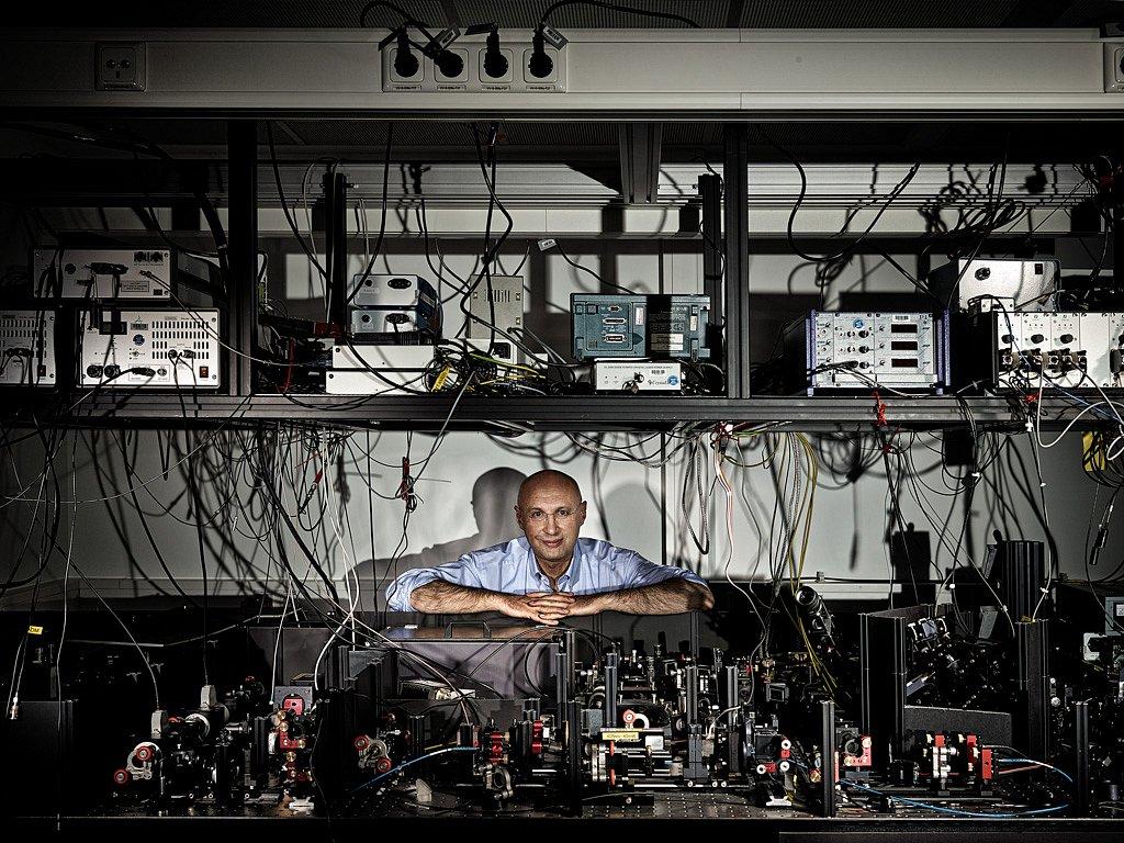 Dr. Stefan Hell, biophysikalische Chemie, Nobelpreisträger