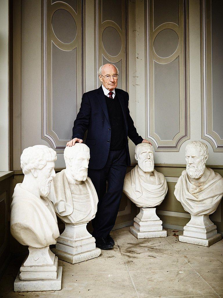 Sir Michael Rutter, Psychologe