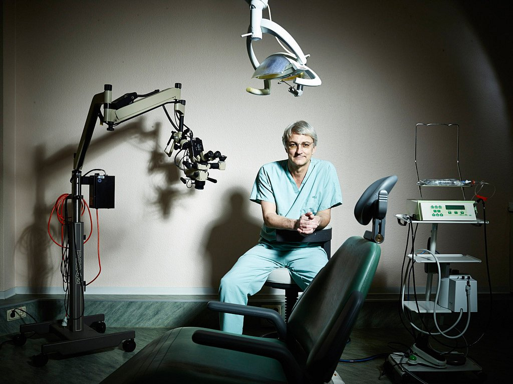 Dr. Hans-Dieter John, Zahnmedizin