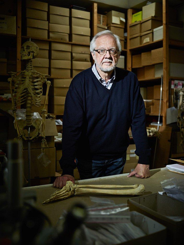 Prof. Dr. Dr. Michael Schultz, Paläopathologie
