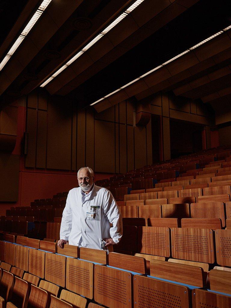 Prof. Dr. Jürgen Schäfer, Zentrum für unerkannte Krankheiten