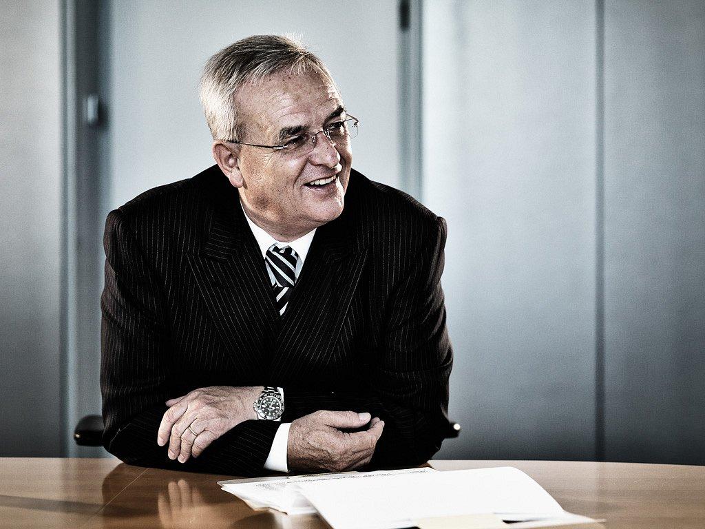 Martin Winterkorn, Volkswagen AG