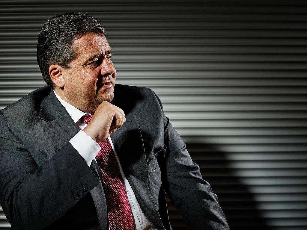 Sigmar Gabriel, Vorsitzender der SPD
