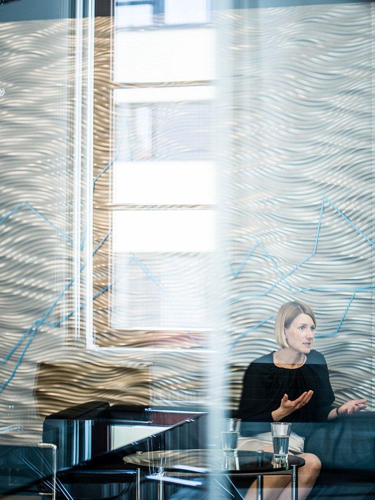 Dr. Sandra Reich, Börse Hannover