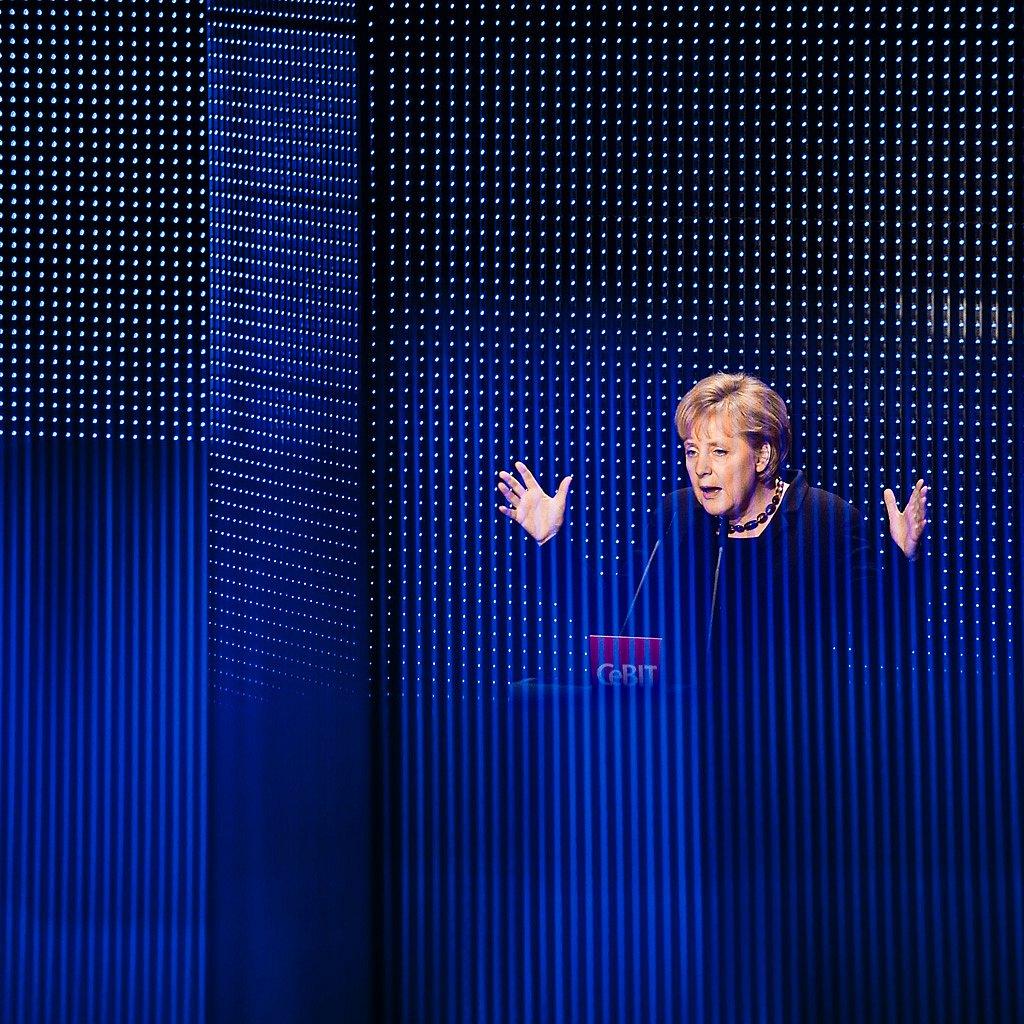 Angelika Merkel, CDU