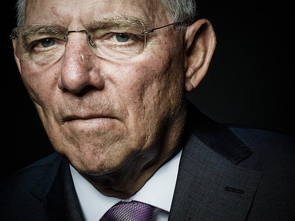 Wolfgang Schäuble, CDU