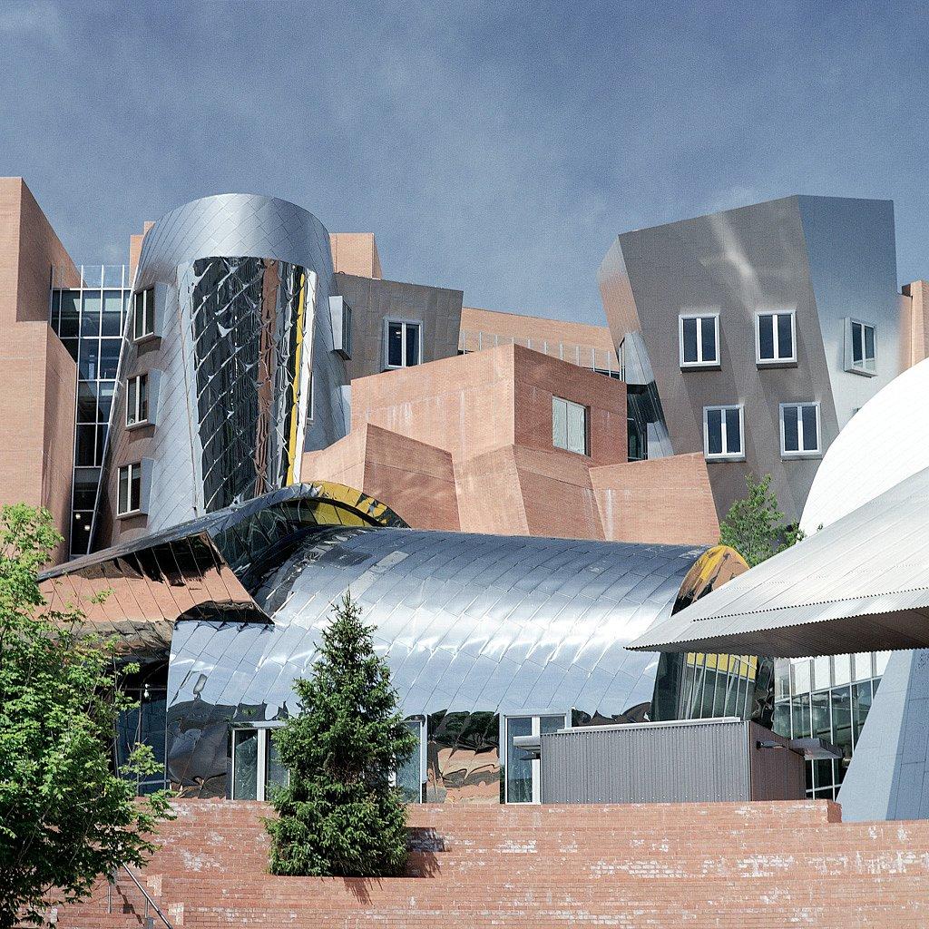 Ray and Maria Stata Center, Boston, MA