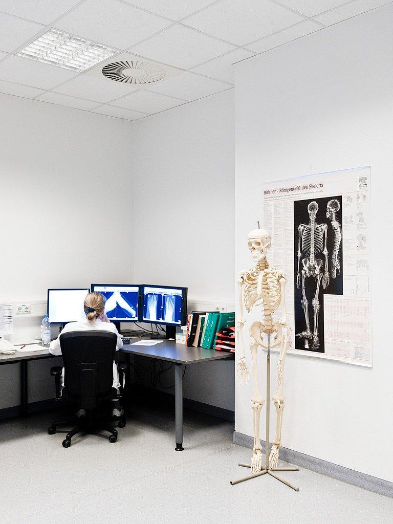 Radiologische Befundung, Medizinische Hochschule Hannover