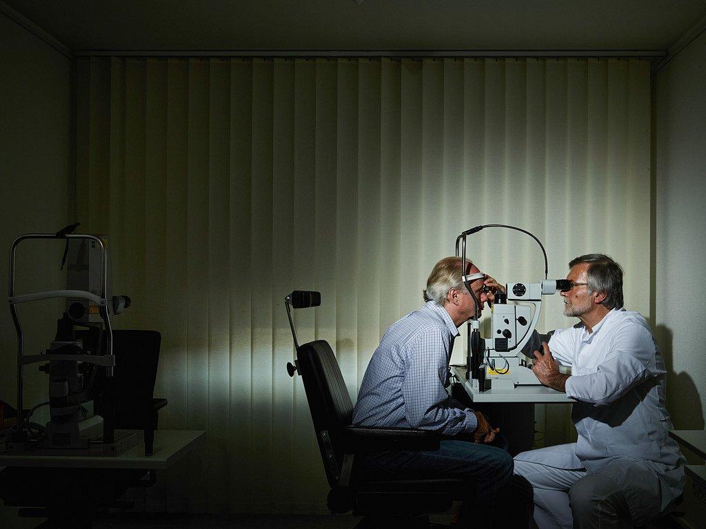 Dr. Klaus Lemmen, Augenheilkunde