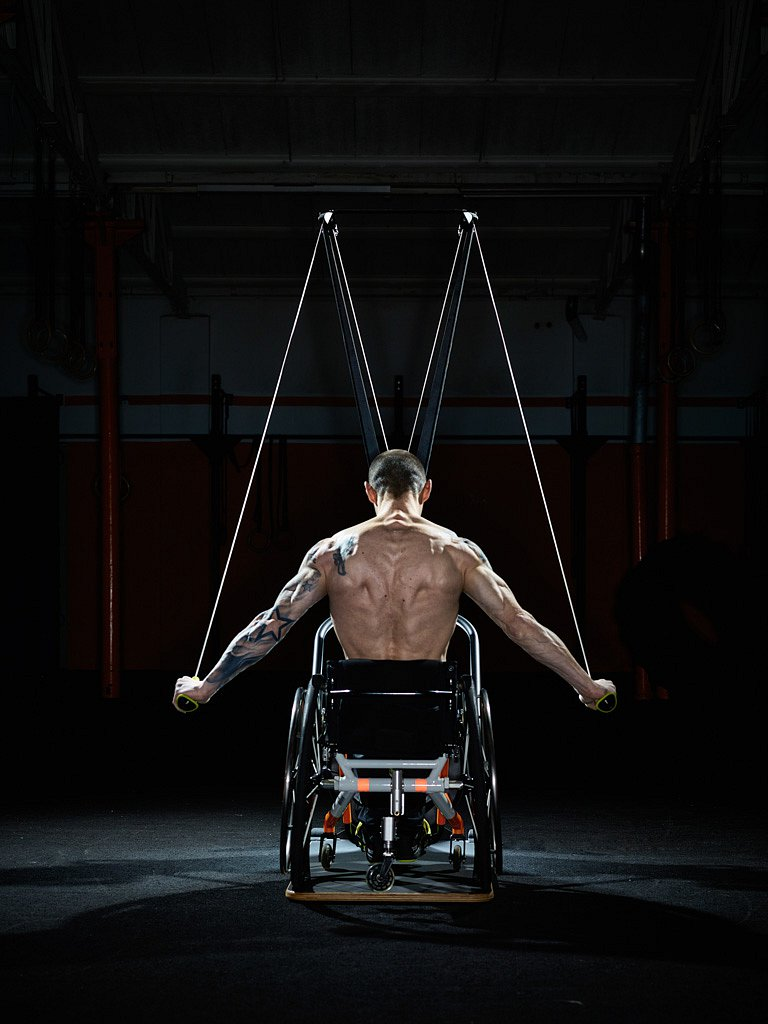 Nawid Reinermann, CrossFit